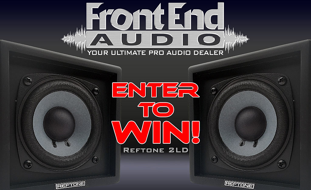 Reftone 2LD Front End Audio Giveaway