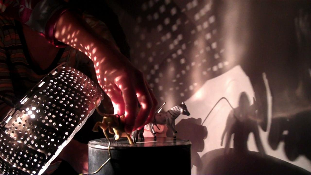 Photo Credit: Alexx Shilling Lightscapes: Yael Erel and Avner Ben Natan / lightexture