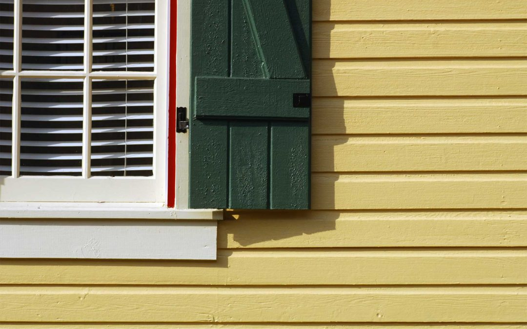 Our siding has never looked cleaner!