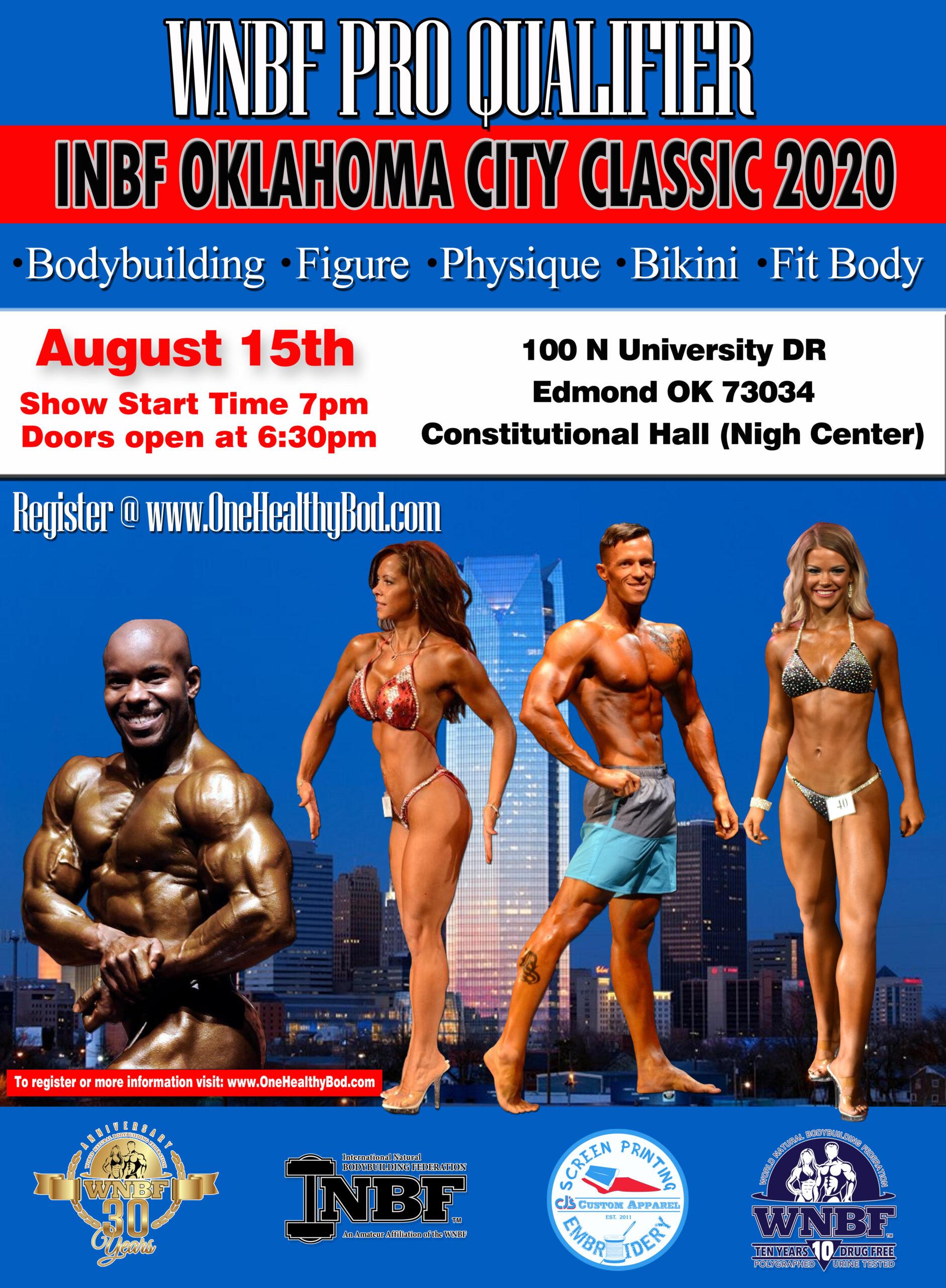 OKC Classic 2020 Poster