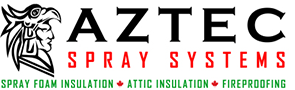 Aztec Spray Systems Insulation Calgary