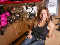 Sun Sentinel: Boca Raton Entrepreneur Launches Gun Girls, Inc. Fashion Line