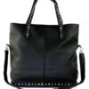 fashionable_black_bling_concealed_carry_handbag_with_custom_holster_01