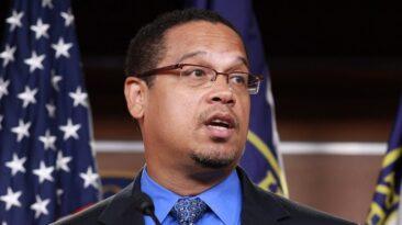 Minnesota AG Keith Ellison