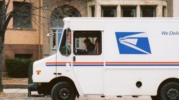 US Postal Truck