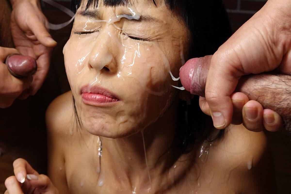 Best Scene Premium Japanese Bukkake