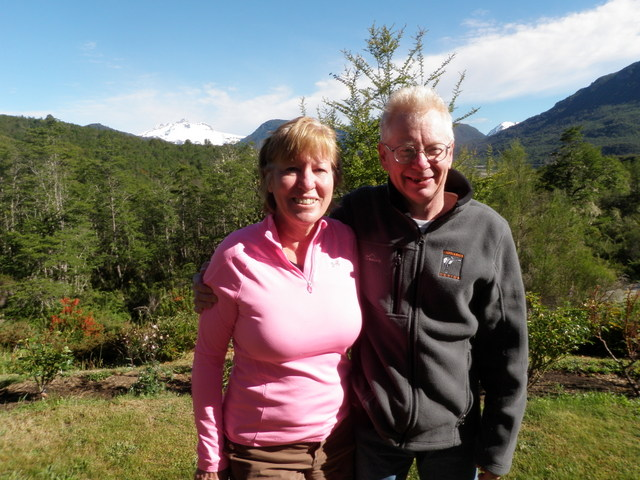 Jane and Dave Say Goodbye to Patagonia