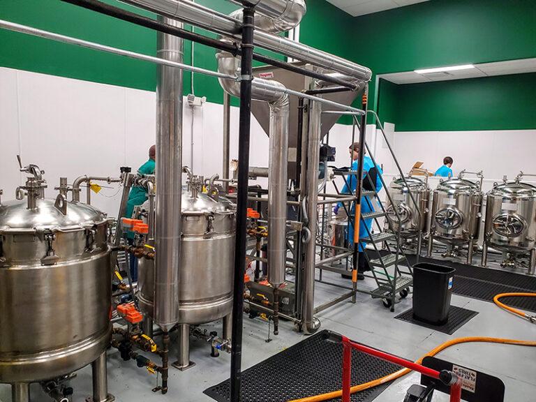 LipidBond Processing Equipment