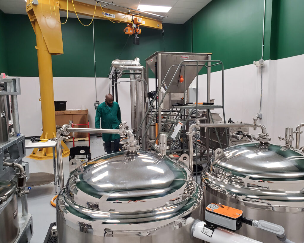Benchmark CBD LipidBond Fusion Technology