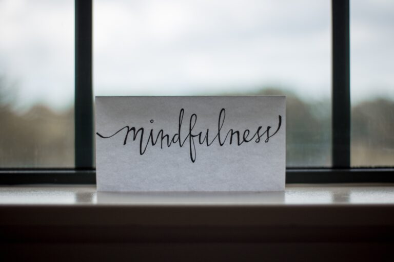 mindfulness feature