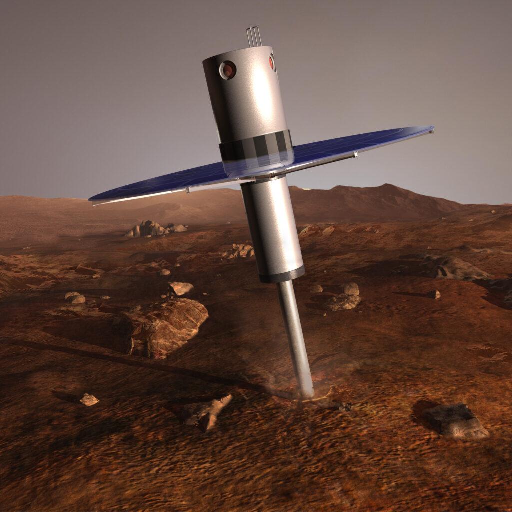 Mars MEDIAN Impactor
