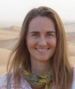 Prof Jani Radebaugh