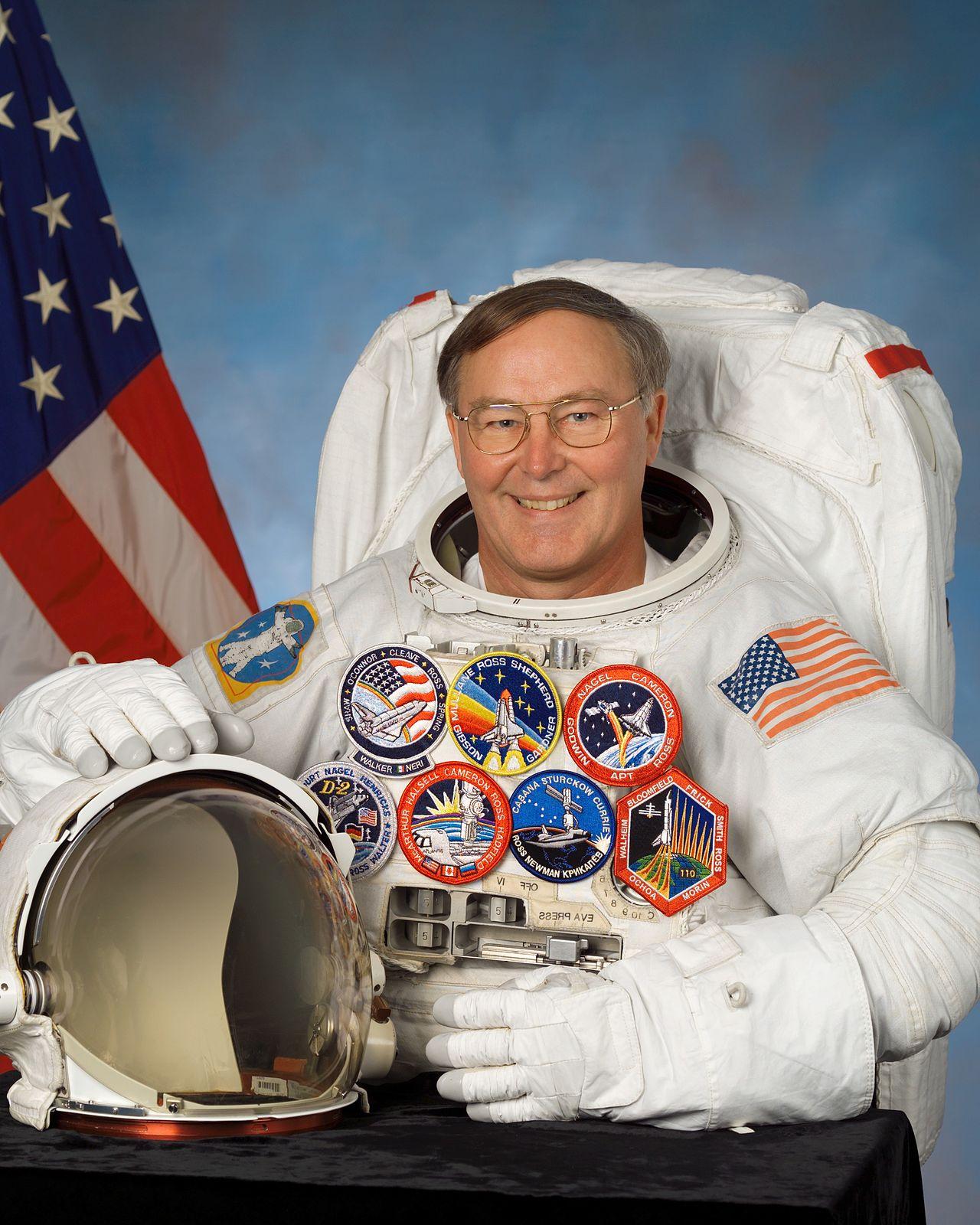 Jerry Ross NASA Astronaut
