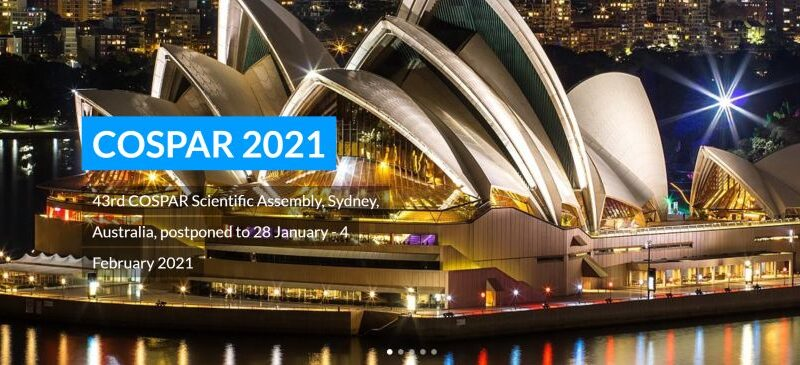 COSPAR 2021