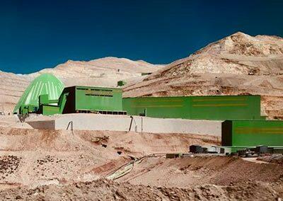 Minera Lumina Copper Chile