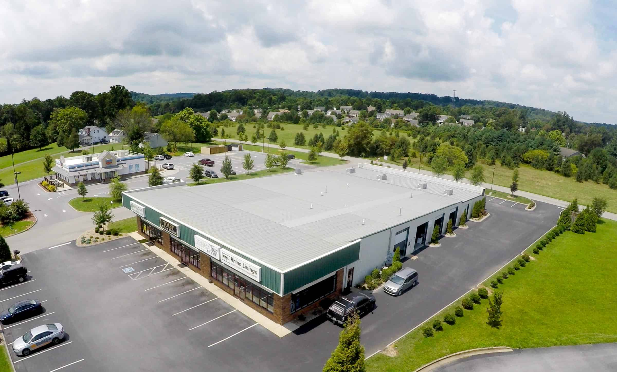 Metal Building Contractor in Elzabethton, TN | Richardson Builders
