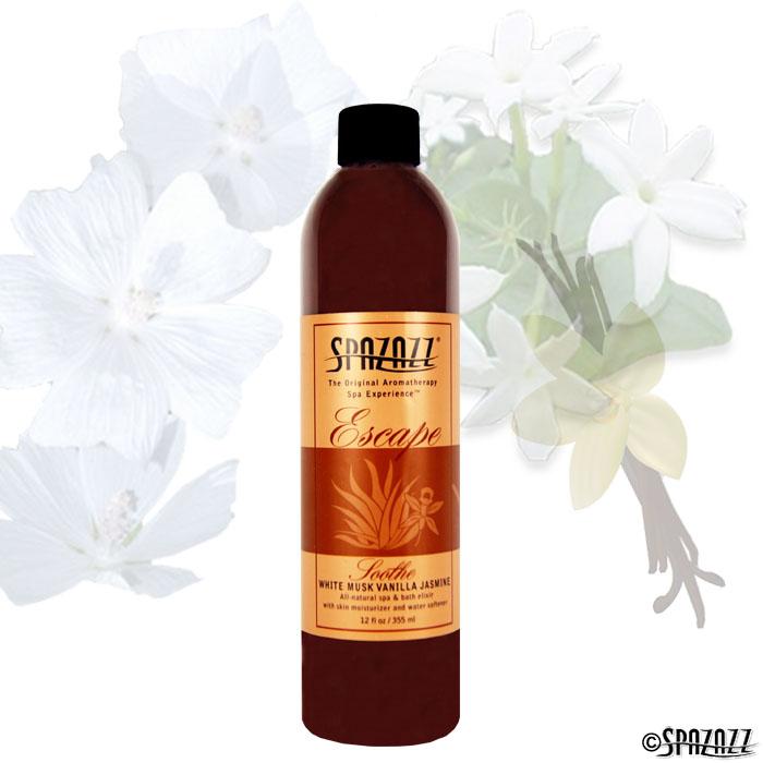White Musk Vanilla Jasmine elixir