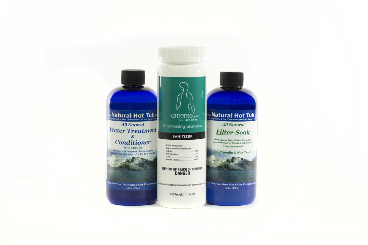 6 month supply for up to 250 gallons