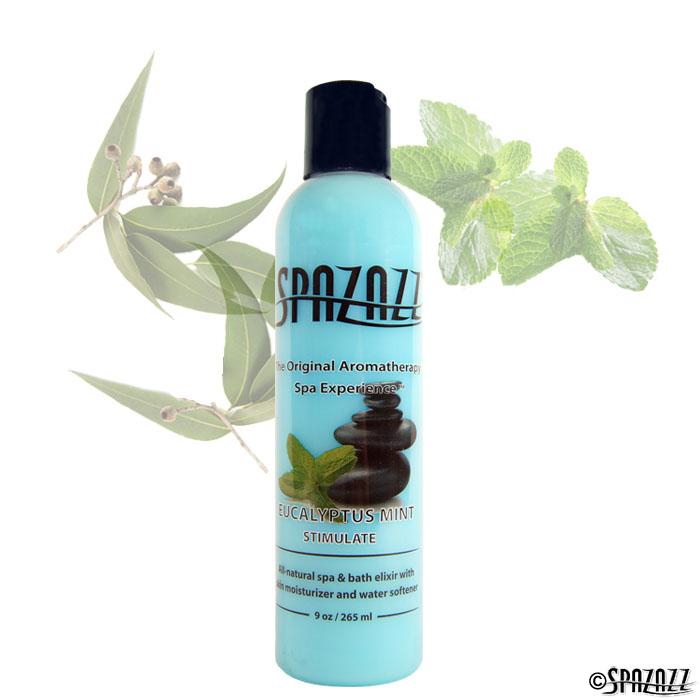Eucalyptus Mint Spa Elixir 9oz