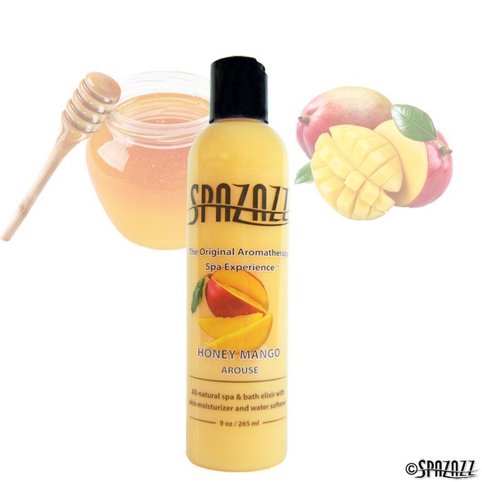 Honey Mango Spa Elixer 9oz
