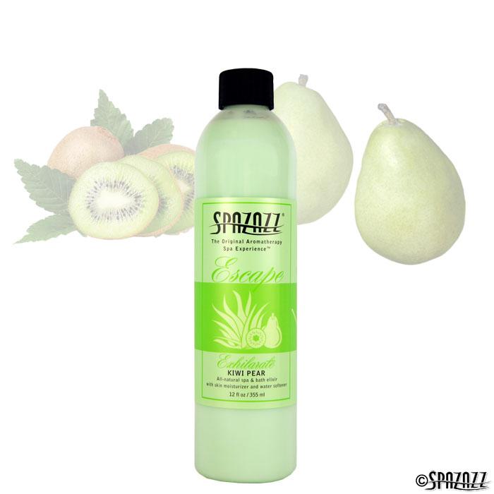 Kiwi Pear Elixir 12 oz