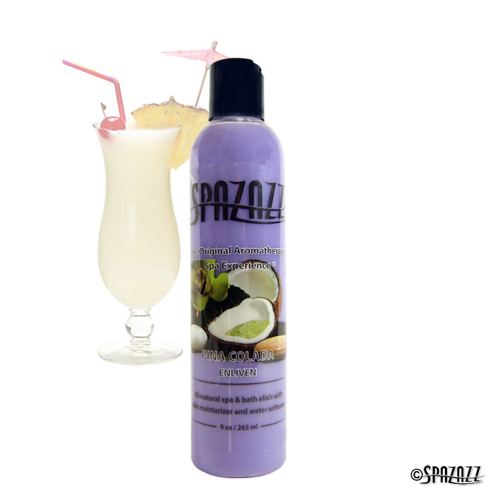 Escape Pina Colada Spa Elixir 9oz