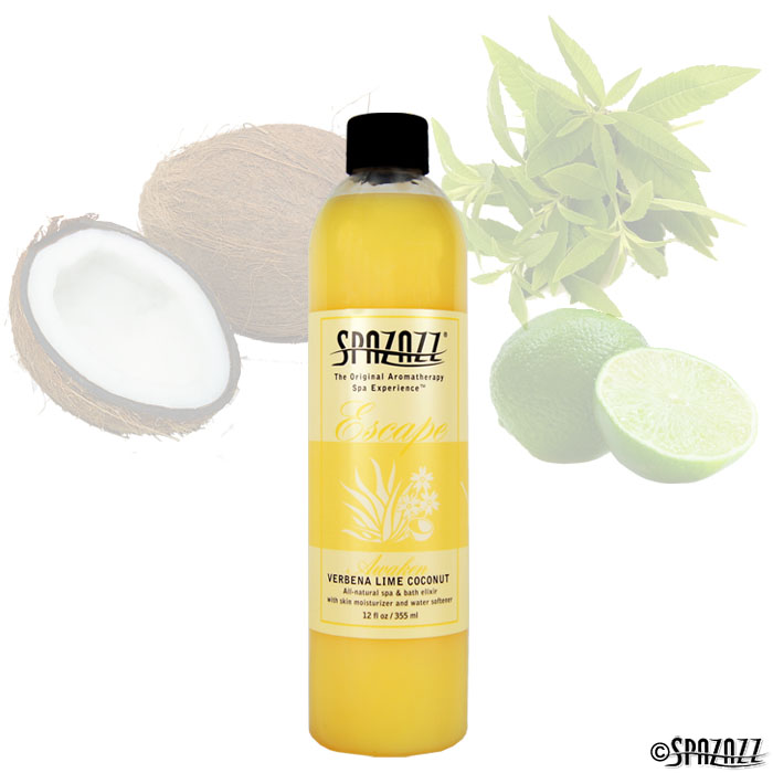 Verbena Lime Elixir 12oz