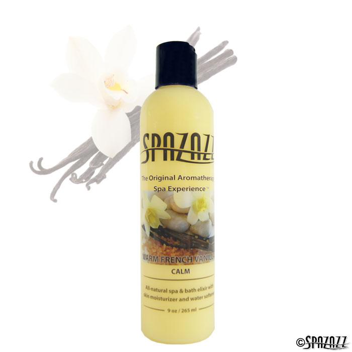 Warm French Vanilla Spa Elixir 9oz
