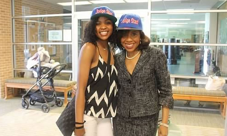 Judge Staci and Staci Shelby