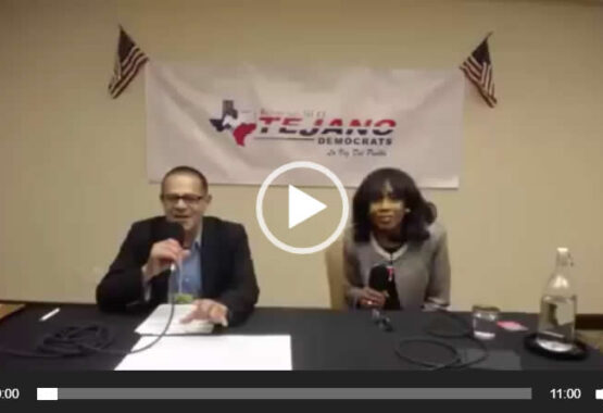 Tejano Democrats Interviews Judge Staci Williams
