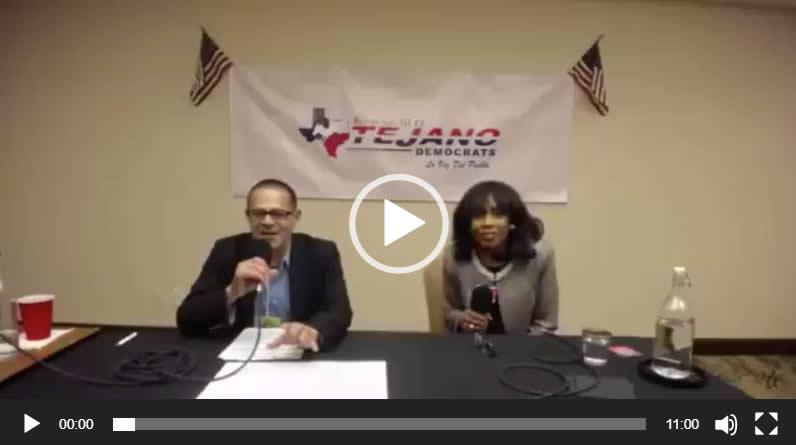 Tejano Democrats Interviews Judge Staci Williams