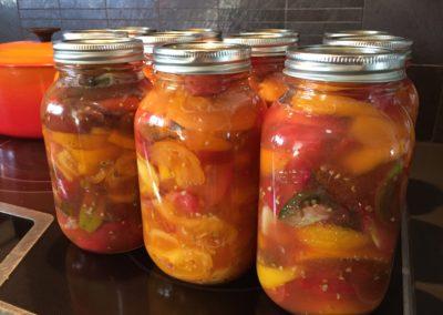 tomato-jars