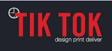 TiK ToK Media Logo