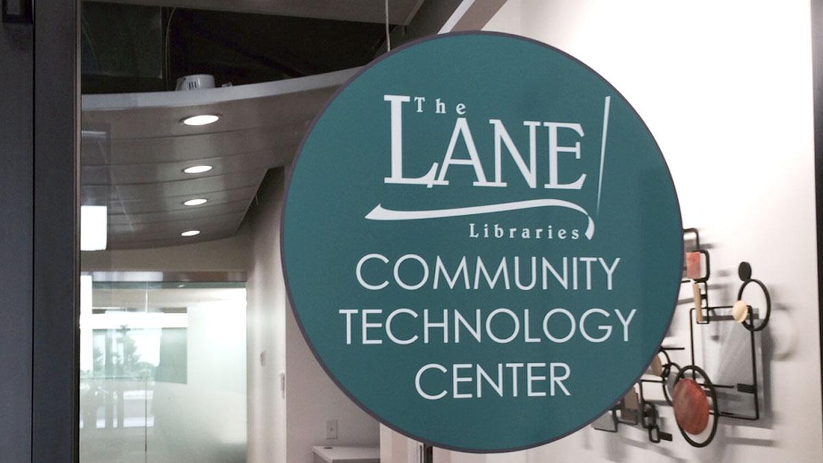 The Lane Libraries CTC 1