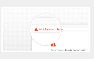 Faulty SSL certificates on websites