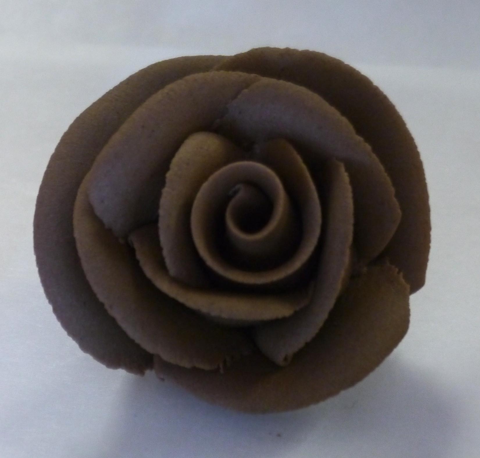 Dark Brown Gel Paste