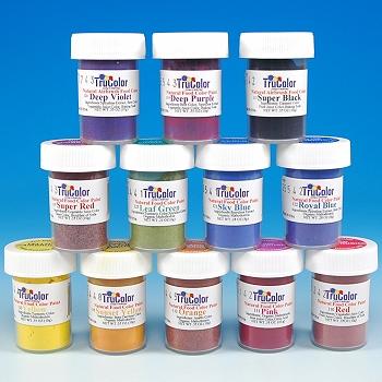 Powder Gel Paste Jars
