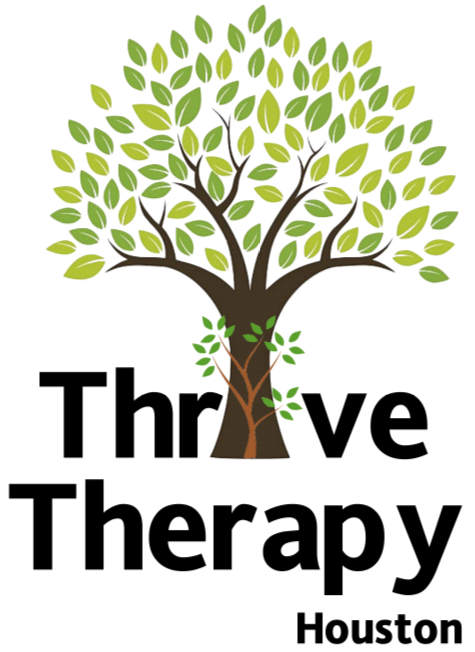 Thrive Therapy Houston – Counseling, Therapy, and Mental Health Services for Adult, Children, and Families Trauma Depression Anxiety Self-Harm Abuse Attachment Behavior Play Therapy Houston Texas