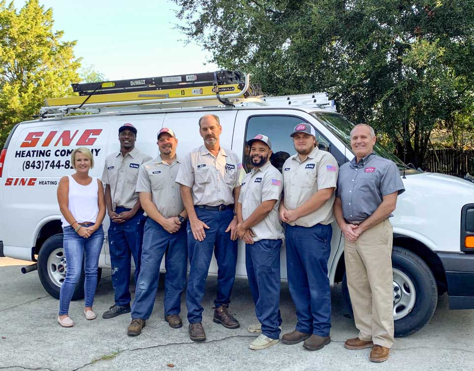 Sing Heating and Air Team