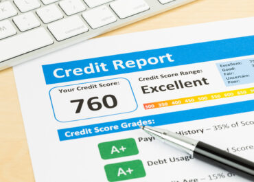 Before looking to buy- check your credit