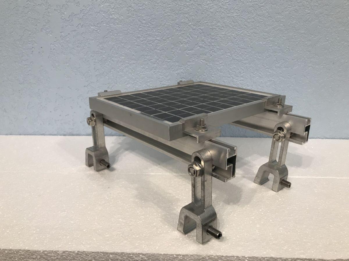 solar panel rack systems