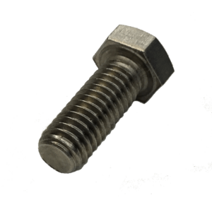 """3/8"""" x 1"""" Stainless Steel Hex Head Bolt"""