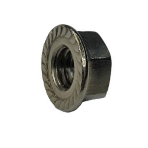 """3/8"""" Stainless Steel Flange Nut"""