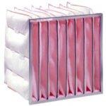 Fiberbond Multiwedge - Bag Filter