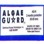 C.R. Technologies – Algae Guard