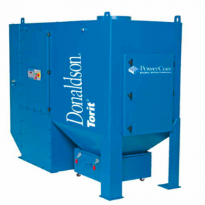 Torit Powercore Dust Collectors distributed by Joe W. Fly Co., Inc.