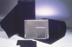 Polysorb air filter distributed by Joe W. Fly Co., Inc.