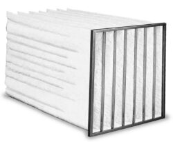 AAF DriPak air filter distributed by Joe W. Fly Co., Inc.