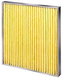 AAF PrePleat HT HC air filter distributed by Joe W. Fly Co., Inc.