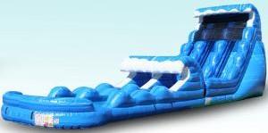 20 foot water slide rental kansas city